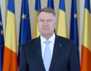 Klaus Iohannis se întâlneşte din nou cu premierul şi vicepremierul României, aceştia...