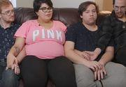 """Povestea impresionantă a tinerei de 20 de ani care își va crește bebelușul cu cei patru iubiți ai săi: """"Suntem încântaţi"""""""