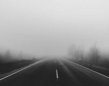 Alertă meteo: Cod galben de ceață densă și vizibilitate redusă în mai multe județe ale...