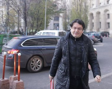 Fostul ministru al Sănătăţii Nicolae Bănicioiu, la Parchetul General pentru a fi audiat...