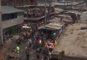 Alertă în Kenya! O clădire cu șase etaje s-a prăbușit, iar oamenii sunt prinși sub dărâmături