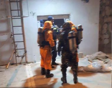 Alarmă la o fermă de pui din Bihor: o femeie a leșinat dar și alte șapte au avut nevoie...