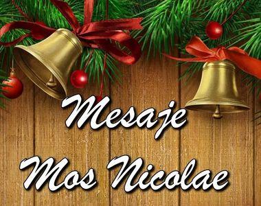 Mesaje de Sfântul Nicolae. Cele mai frumoase urări