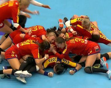 Victorie URIAȘĂ a naționalei României la mondialul de handbal! Am învins Ungaria în...
