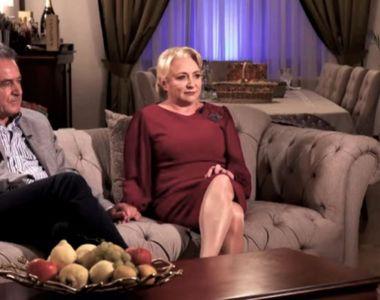 Viorica Dăncilă și soțul ei, dați în judecată de asociația de proprietari! Totul s-a...
