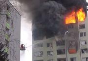 Cel puţin cinci morţi în estul Slovaciei, într-o explozie de gaze naturale într-un bloc de 12 etaje