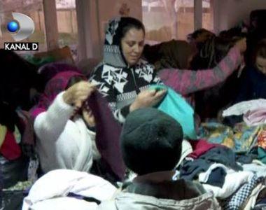 VIDEO | Un zâmbet pentru copiii sărmani. Bucureștenii pot dona haine și jucării în...