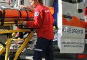 Bistriţa: Un copil de trei ani şi bunicul său au căzut pe casa scării, de la etajul al doilea. Au murit amândoi