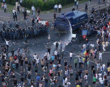 Convorbirile jandarmilor de la protestul din 10 august au fost desecretizate