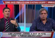 """Cornel Galeș, """"smardoială în direct"""" cu Luiz Lazarus! """"Bă, mă ridic și îl pocnesc! Vrei să-ți sparg nasul ăla?"""" De la ce """"s-au luat"""" cei doi?"""