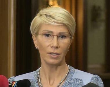 Raluca Turcan: PSD a practicat tehnica terenului pârjolit. În fiecare minister erau...