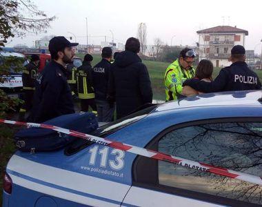 O româncă din Italia a fost găsită fără viață în apele unui râu. Avea 48 de ani