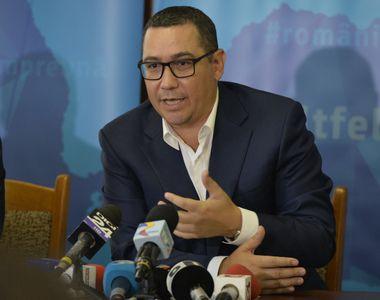 Victor Ponta: Ne întoarcem la 2010 - Măsuri heirupiste şi populiste, fără nicio...