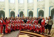 Rusia, suspendată de la toate competițiile sportive majore. Cine a luat decizia radicală