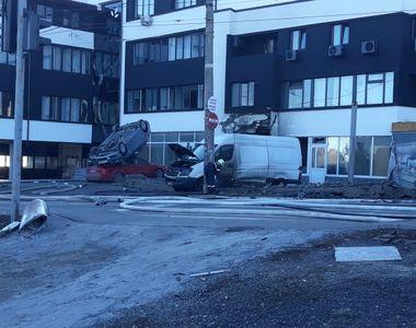 VIDEO | Explozie puternică la un hotel din Galați. Ce se știe despre victime