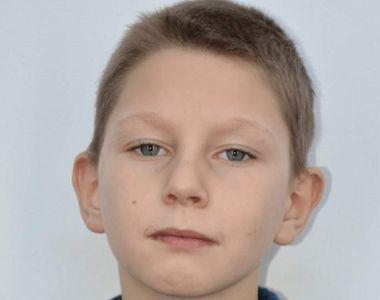 Apel urgent făcut de autorități: un copil de 11 ani din Suceava a dispărut fără urmă