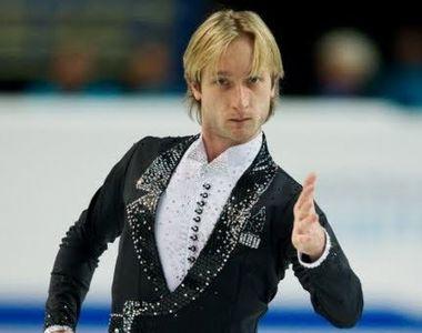 Campion olimpic de patinaj dezamăgit de România. Rusul a căzut pe gheață la Cluj