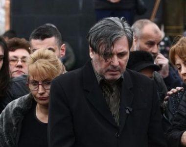 Fiica lui Cornel Galeș, decizie de ultim moment! Ce a hotărât înainte de înmormântare