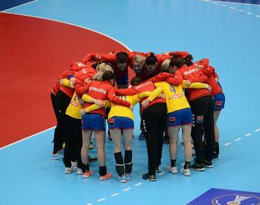 Naţionala de handbal feminin a României, învinsă de Suedia, scor 34-22, la CM din Japonia