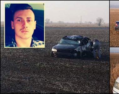 Accident teribil în Buzău. Un tânăr de 23 de ani se zbate între viață și moarte