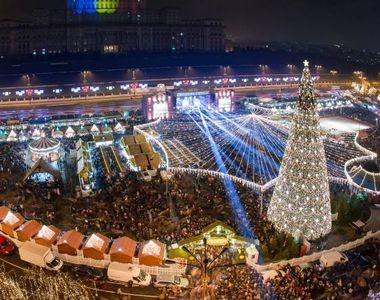 Târgul de Crăciun din București, unul dintre cele mai scumpe din Europa! Prețurile...