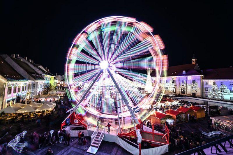 Târgul de Crăciun din București unul dintre cele mai scumpe din Europa