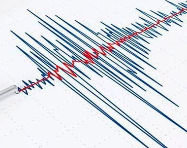Cutremur cu magnitudinea 3,6, în zona sesimică Vrancea