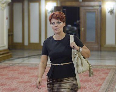 Olguța Vasilescu tună și fulgeră după ce Guvernul Orban a anunțat creșterea pensiilor...
