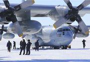 """Rămăşiţe umane ale unor victime găsite pe mare, în căutări după """"dispariţia"""" unui avion militar chilian"""