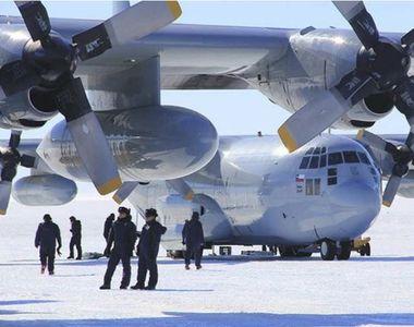 """Rămăşiţe umane ale unor victime găsite pe mare, în căutări după """"dispariţia"""" unui avion..."""
