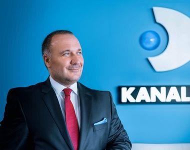 "Ugur Yesil, CEO si Executive Board Member Kanal D, premiat la Gala ""Financial..."