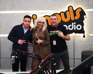 """Raluca Badulescu, """"bomba"""" de energie in matinalul de la Radio Impuls  """"Le place ce fac,..."""