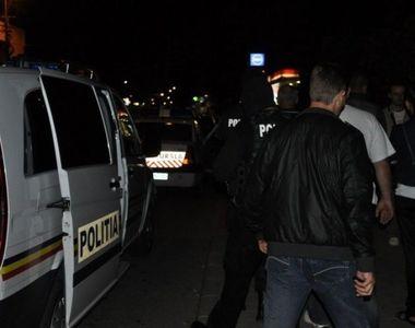 Film de acțiune în Botoșani: un bărbat băut a fost împușcat în picior de polițiști,...