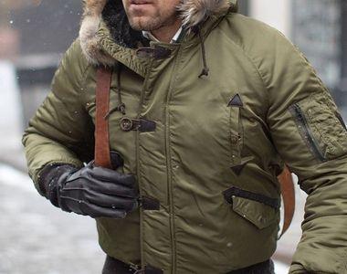 Cele mai atrăgătoare 5 tipuri de geci bărbătești în această iarnă