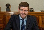 Steven Gerrard şi-a prelungit contractul cu Glasgow Rangers până în 2024