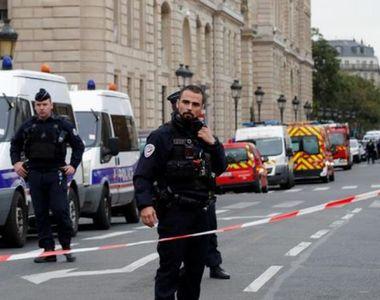 """Bărbat """"neutralizat"""" prin împuşcare în cartierul de afaceri La Défense după ce ameninţă..."""