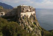 Român de 28 de ani, găsit mort pe Muntele Athos, ţinând în mână o icoană