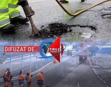 VIDEO | Autostrada Soarelui intră în reparații de anul viitor. Cât vor dura lucrările...
