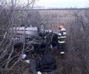 Accident de proporții pe autostradă. Un bărbat și-a pierdut, doi copii și un adult în stare gravă