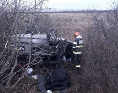Accident de proporții pe autostradă. Un bărbat și-a pierdut viața, doi copii și un...