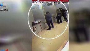 VIDEO | Imagini șocante cu momentul în care Mădălin s-a sinucis! Bărbatul s-a împușcat mortal într-un poligon