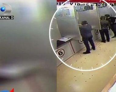 VIDEO | Imagini șocante cu momentul în care Mădălin s-a sinucis! Bărbatul s-a împușcat...