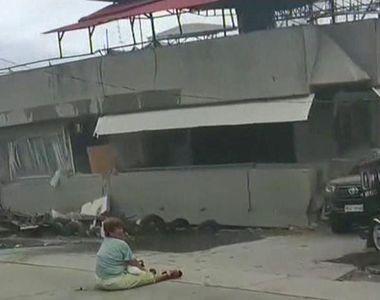 VIDEO | Bilanțul tragic al cutremurului din Filipine! Nouă morți și zeci de răniți