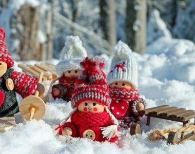 Vremea. Anunţul de ultimă oră al meteorologilor pentru Crăciun şi Anul Nou