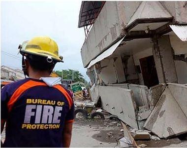 Cel puţin trei morţi în urma cutremurului din Filipine