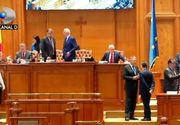 30 DE ANI DE LA REVOLUȚIE | Cine participă la ședința solemnă din Parlament