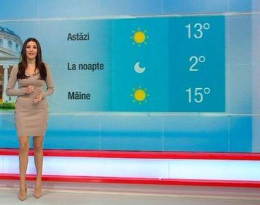 VIDEO | Vremea pentru luni, 16 decembrie. Temperaturile rămân ridicate