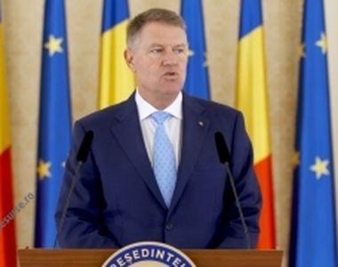 Klaus Iohannis a convocat şedinţa CSAT pentru a discuta despre bugetul instituţiilor...