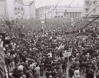 30 DE ANI DE LA REVOLUŢIE: Zi de doliu la Timişoara, în memoria primilor tineri care au...