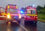 Teleorman: o persoană decedată și alte 9 rănite după ce microbuzul în care se aflau s-a răsturnat